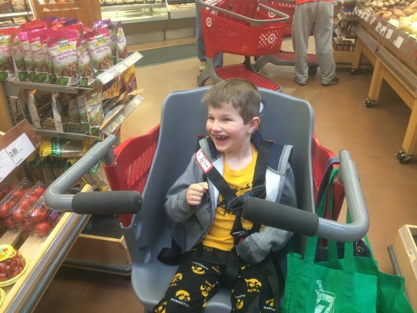 Koan -- a couple of years ago in Caroline's Cart