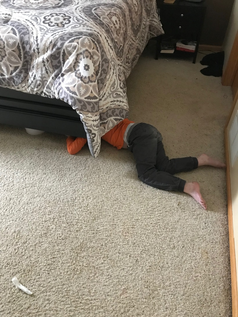 Koan Under the Bed