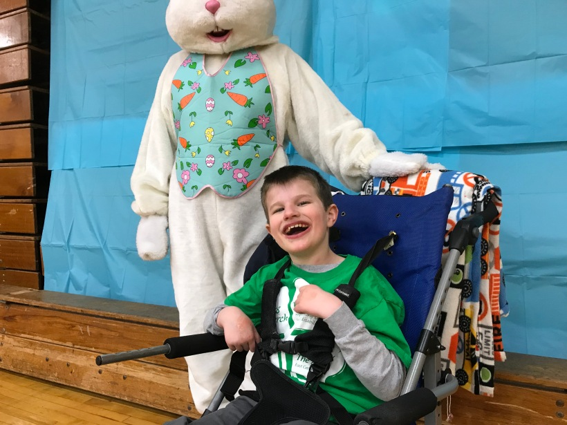 Koan with the Easter Bunny